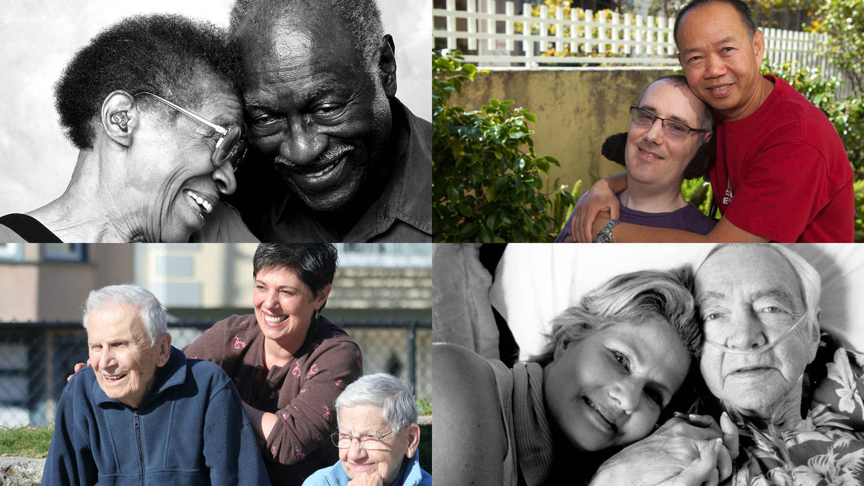 We support and honor caregivers for their work of love and compassion. Please join us in caring for them!  image