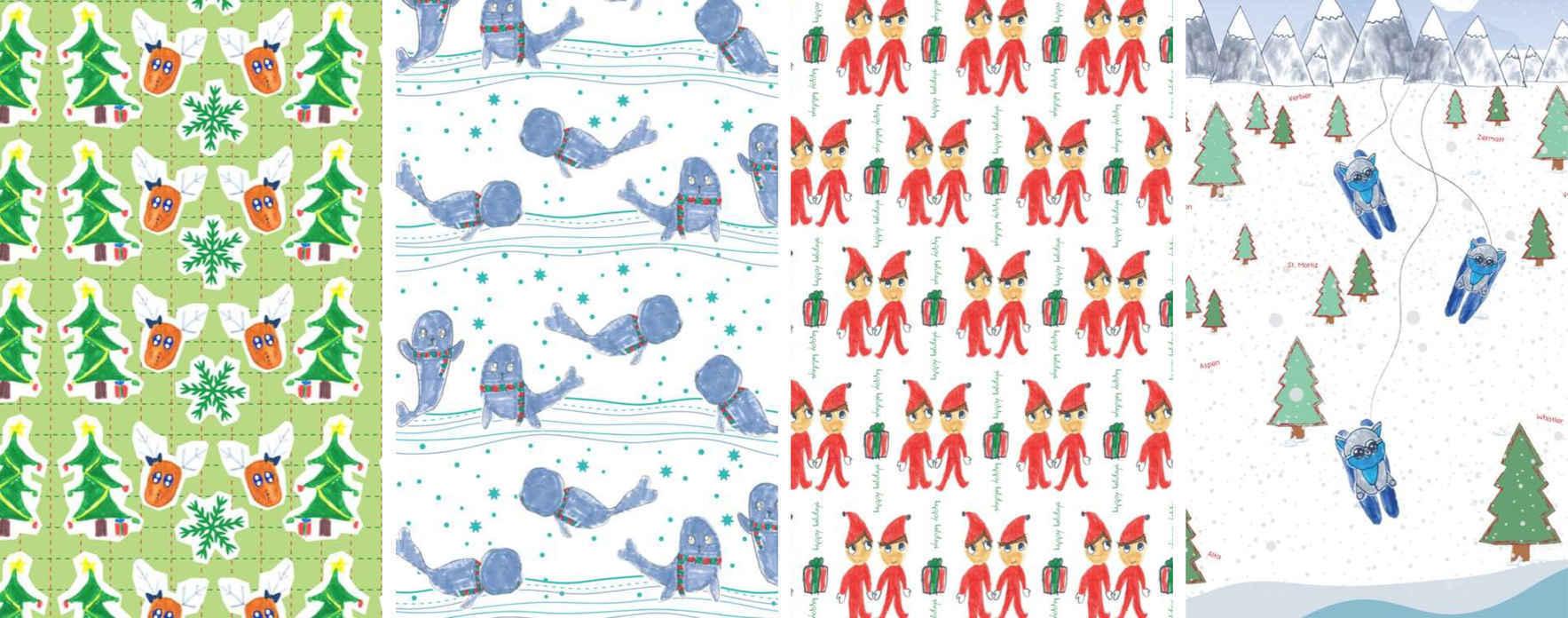 Wrap Back Holiday Cheer image