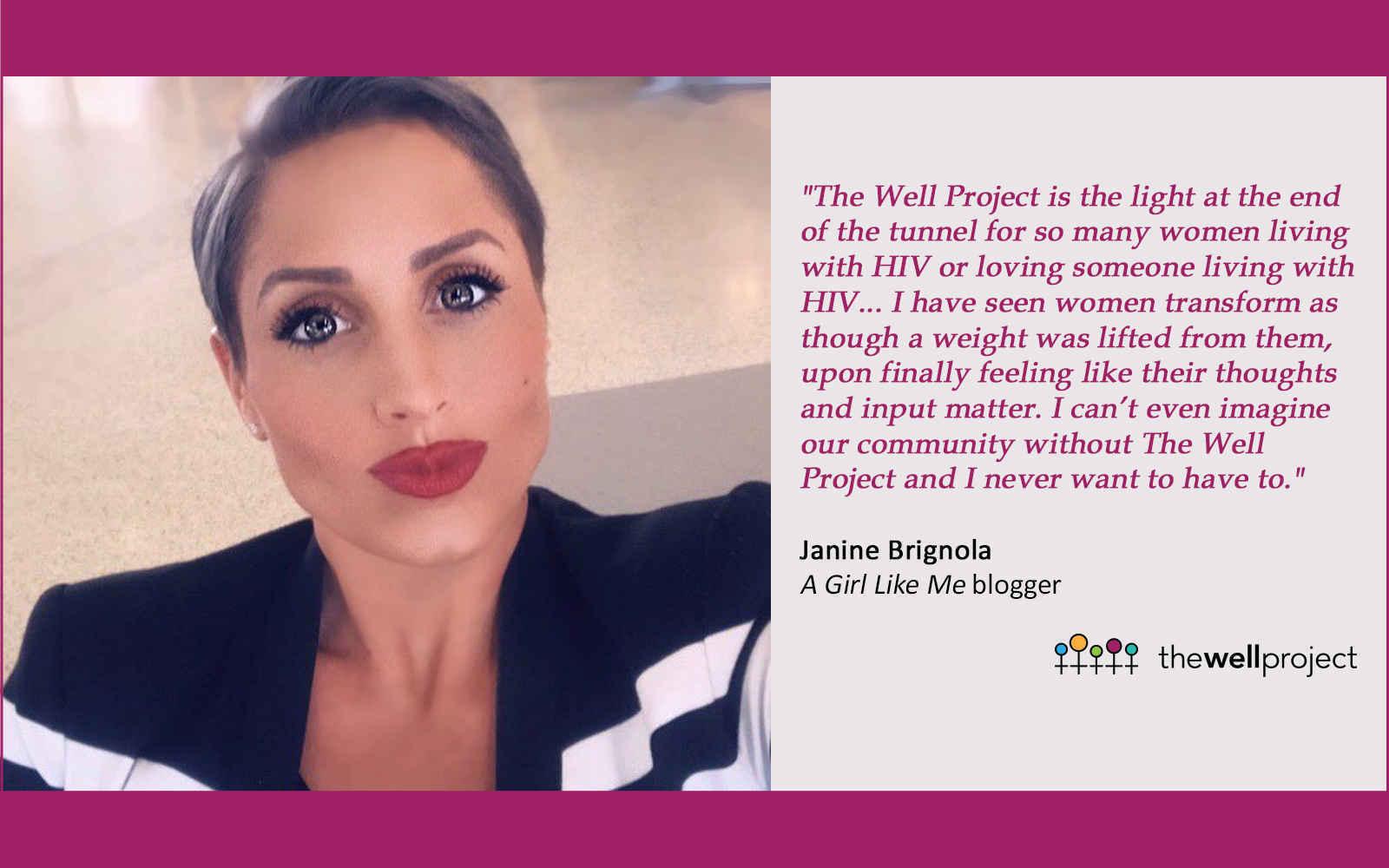 Help us build leadership among women living with HIV image