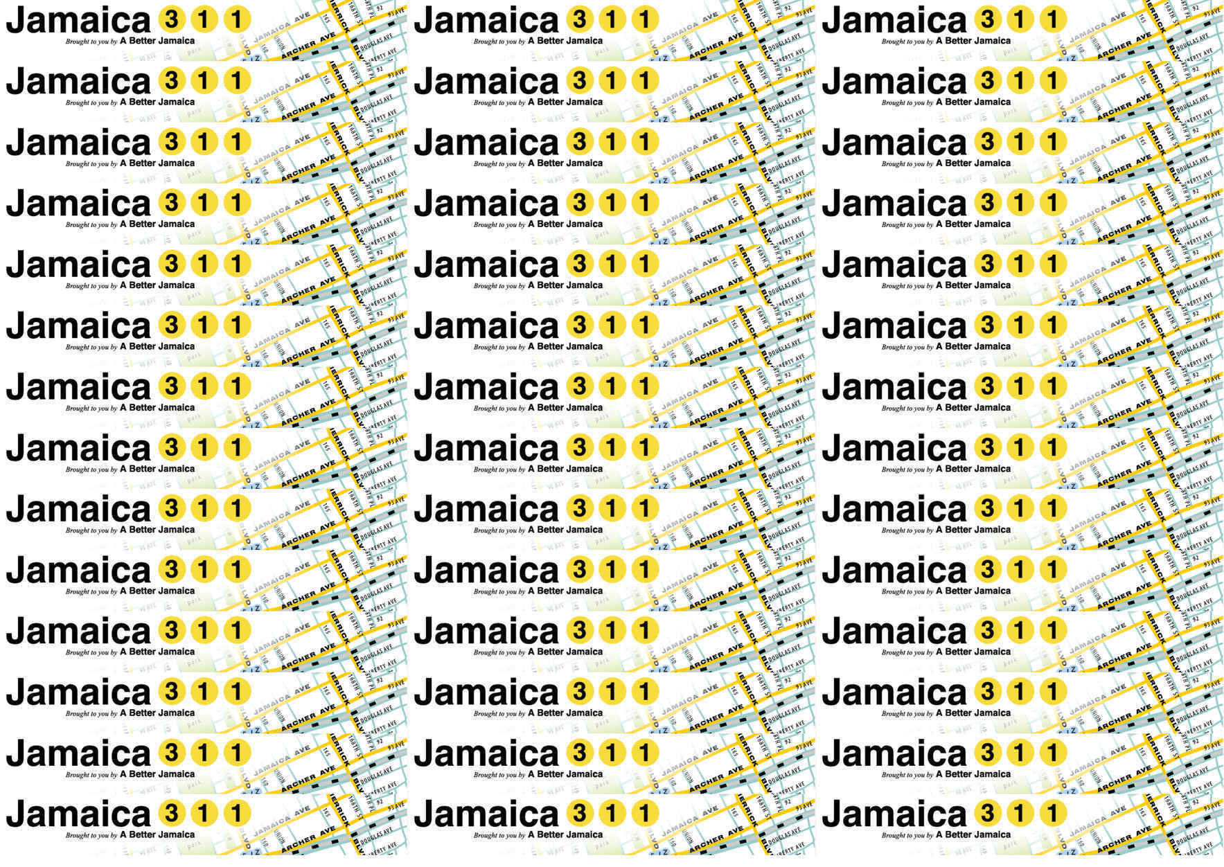 Make a donation to support Jamaica311 today! image