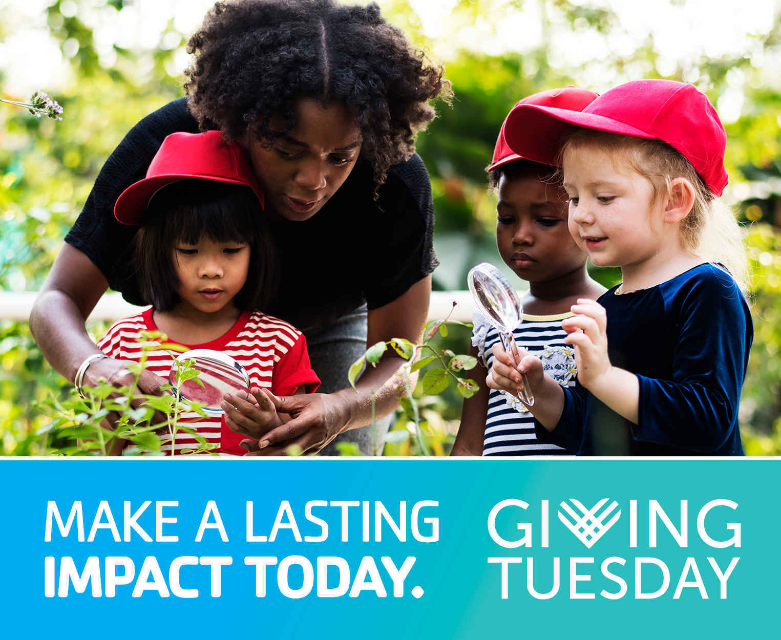 Support the YMCA of Greater Grand Rapids this Giving Tuesday  image