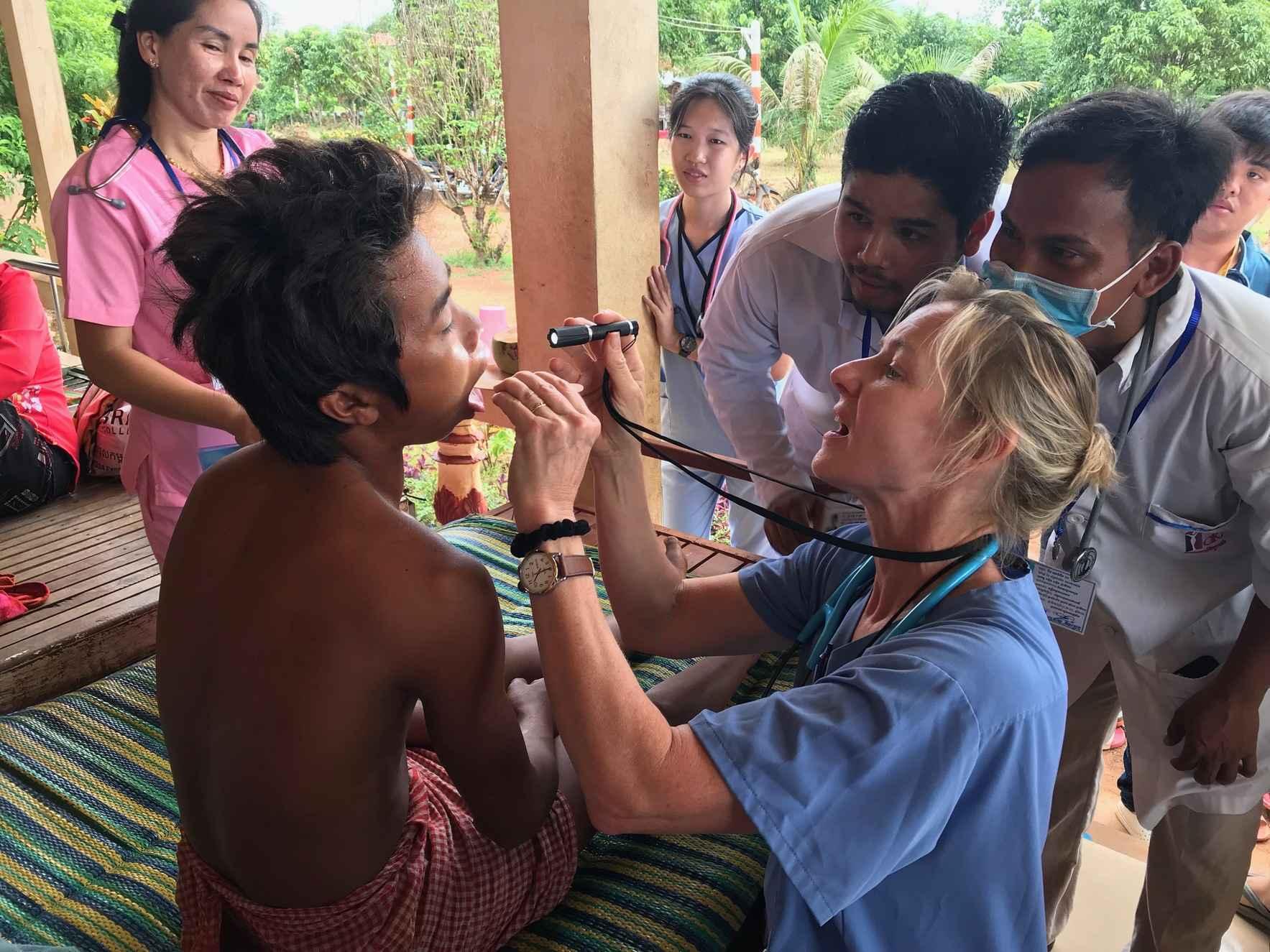 Help build healthier communities around the world! image
