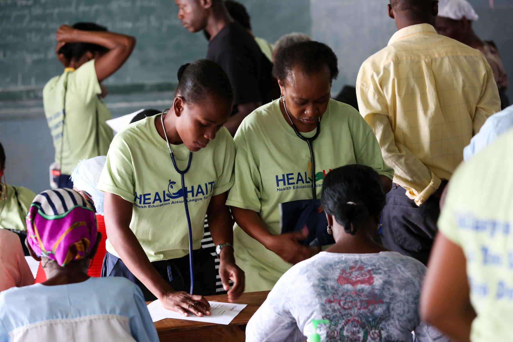 #GivingTuesday - Donate now to HEAL Haiti  image