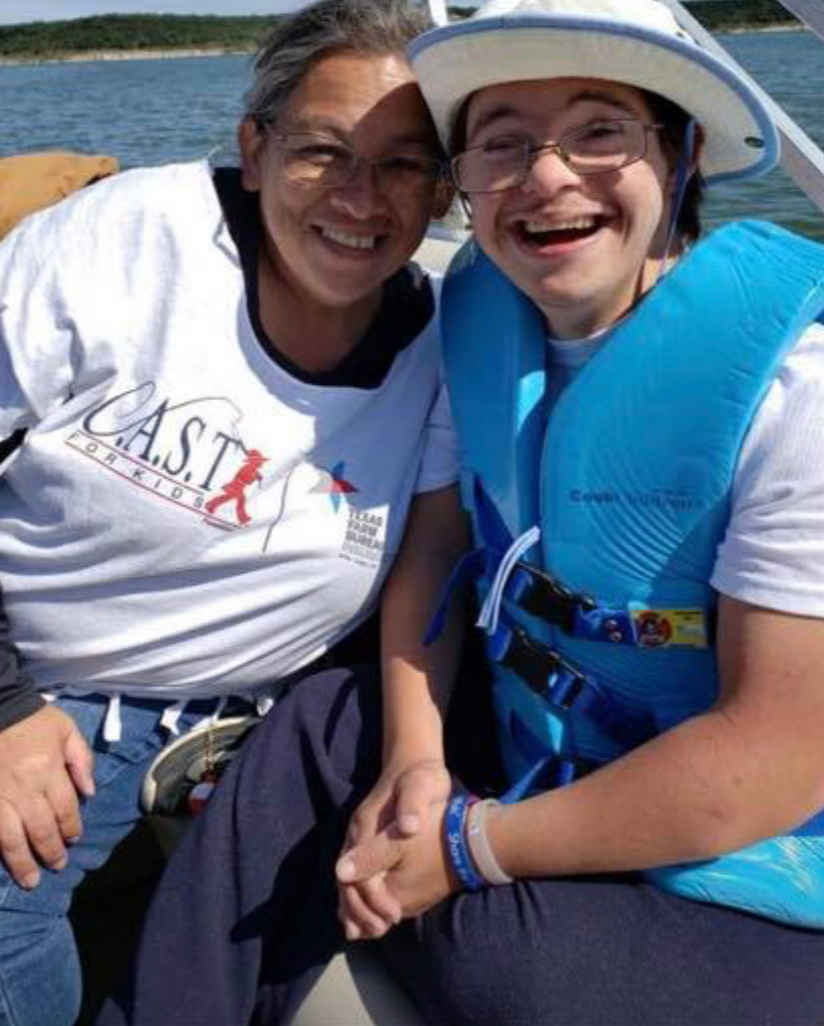 Give the gift of family & fishing to a child with special needs! image