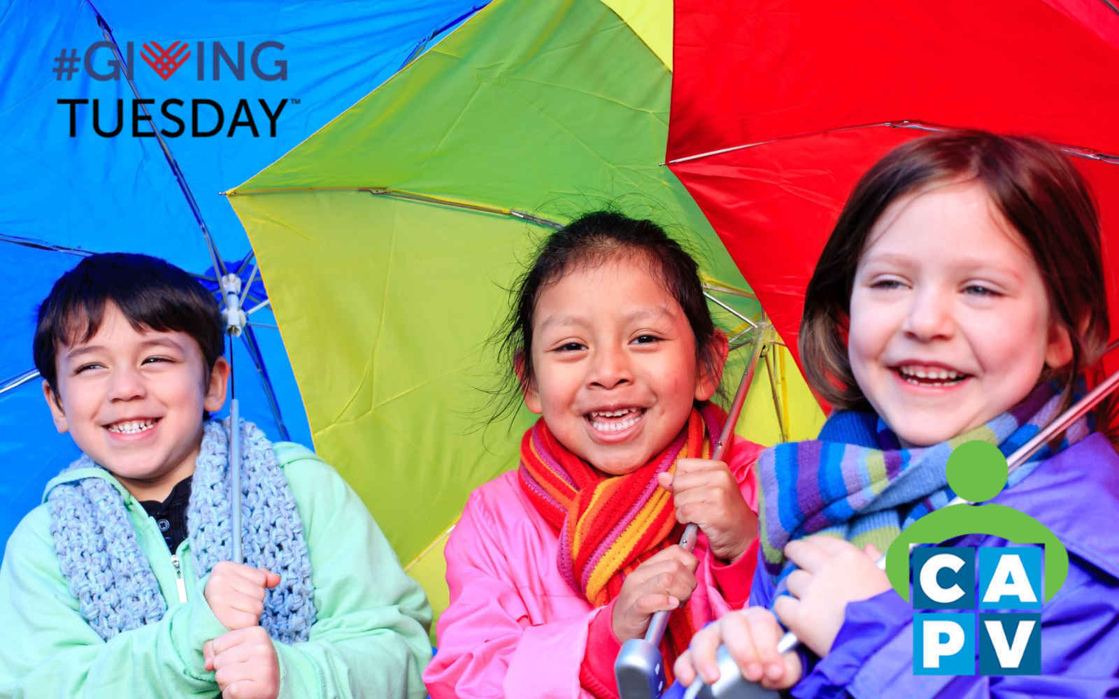 Your Matched Giving Tuesday Gift Makes Double the Difference at Community Action Pioneer Valley image