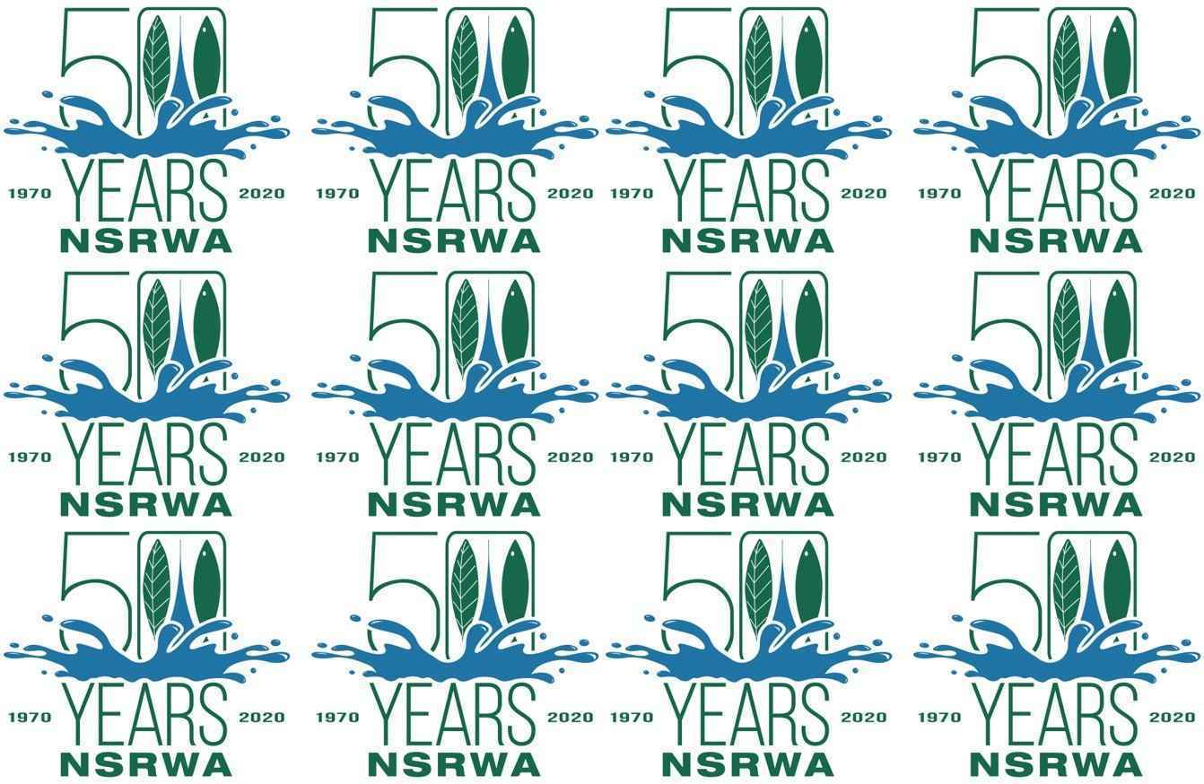 2020 is NSRWA's 50th Anniversary. Celebrate with us. image