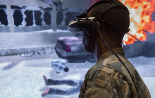 Helping Veterans Recover From Post-Traumatic Stress Using Virtual Reality Therapy  image