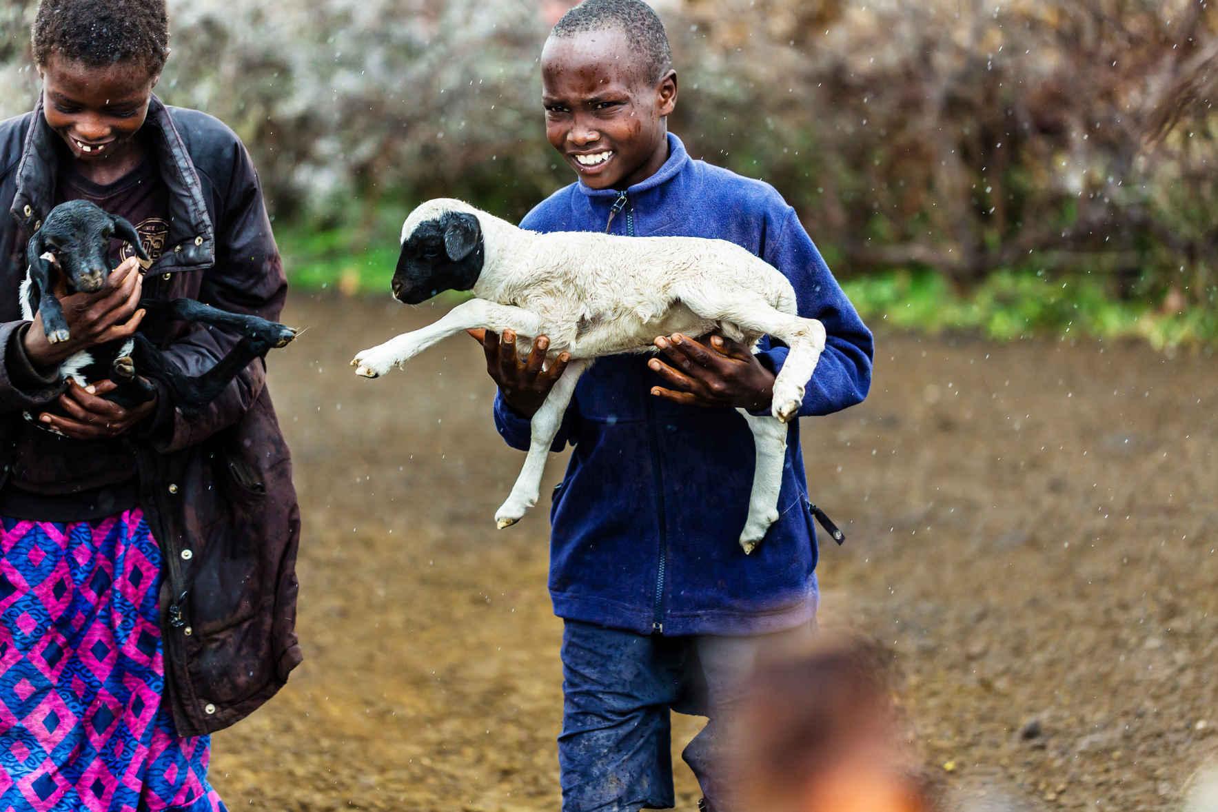 Offer Hope to villagers in Marsabit, Kenya image