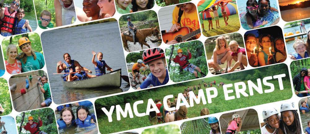 Leave your mark at YMCA Camp Ernst!  image