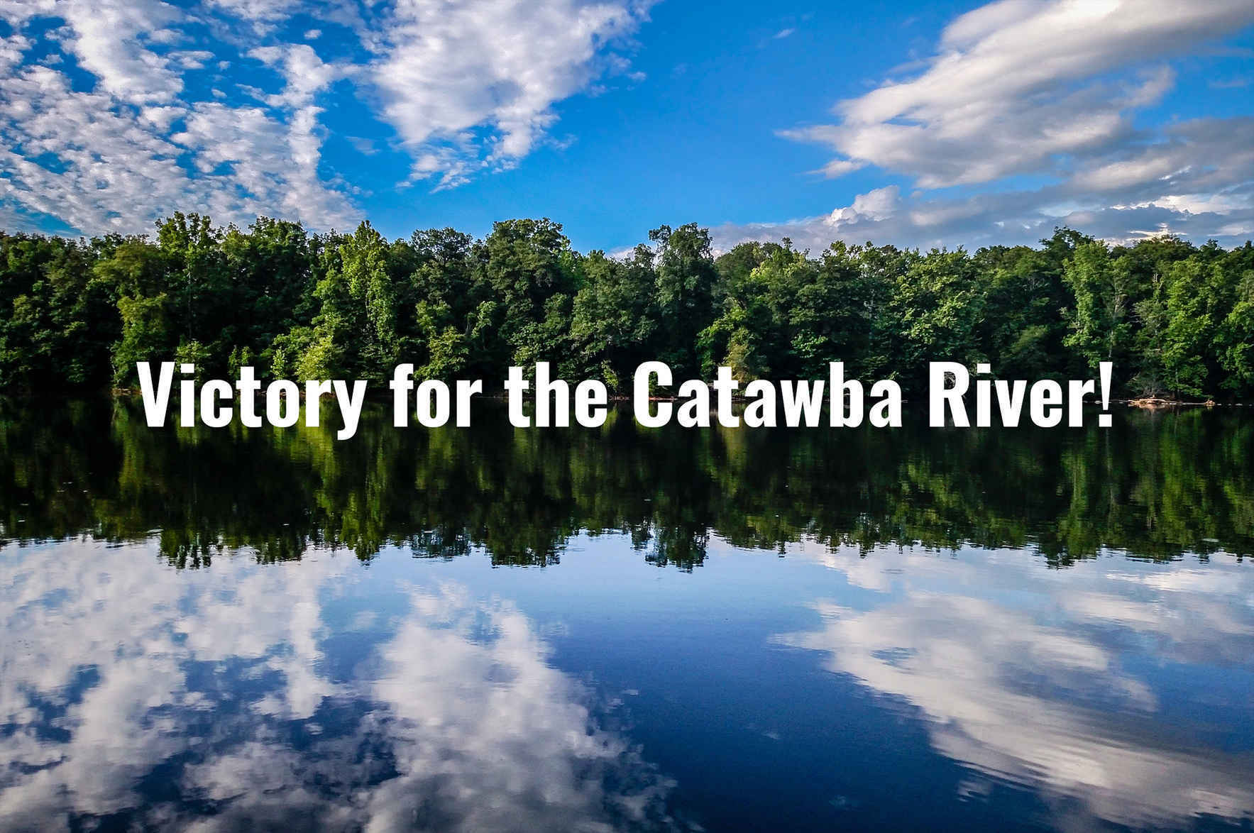 Victory for Clean Water! image