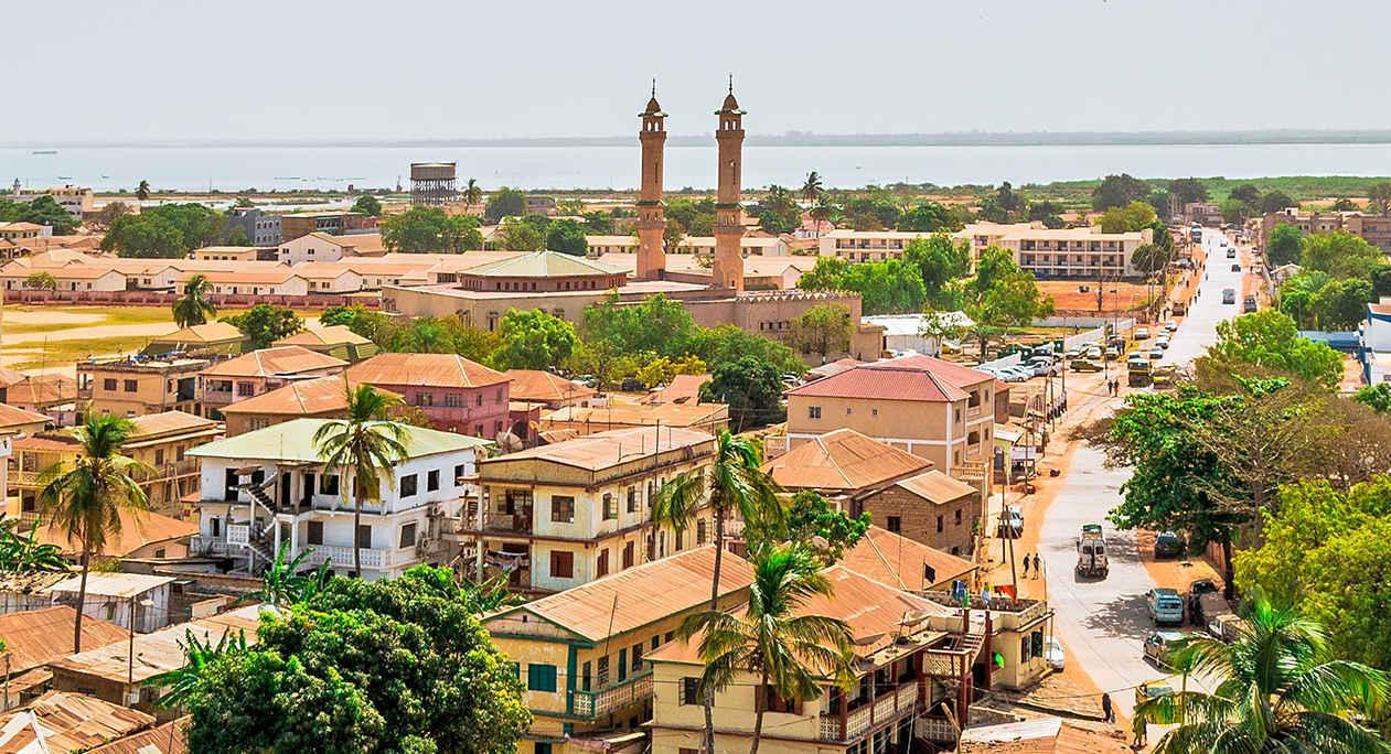 Save Gambia image