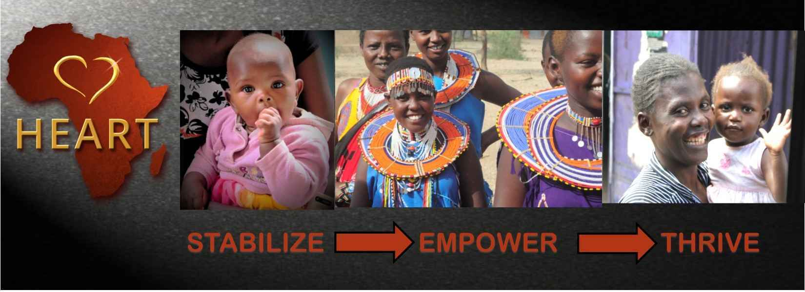 Help Kenyan mothers and children to not only survive but also thrive!  image