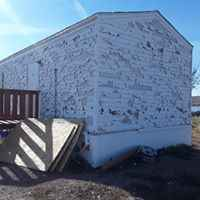The Harsh South Dakota Winter is Even Harsher in Areas of Deep Poverty such as Pine Ridge image