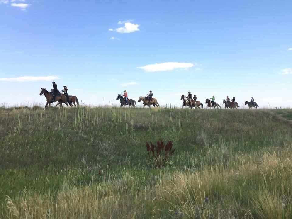 Make an Impact on the Pine Ridge Indian Reservation image