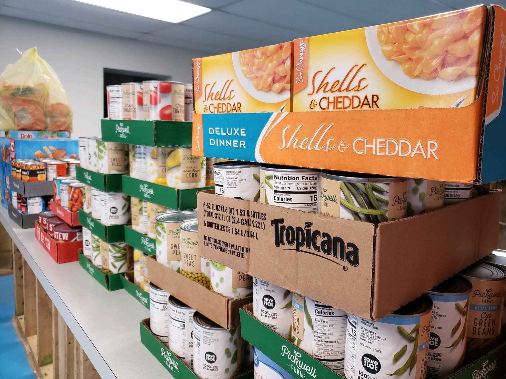 Give today to support FCCAA Food Bank's Souper Bowl of Caring fundraiser! image