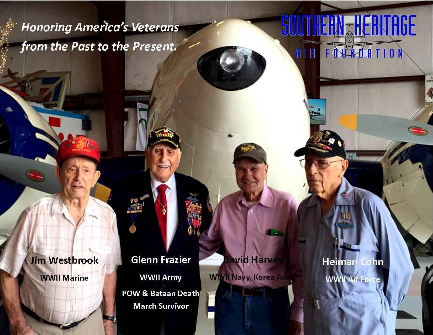 Preserving the history of local and regional WWII Veterans and aviation history image