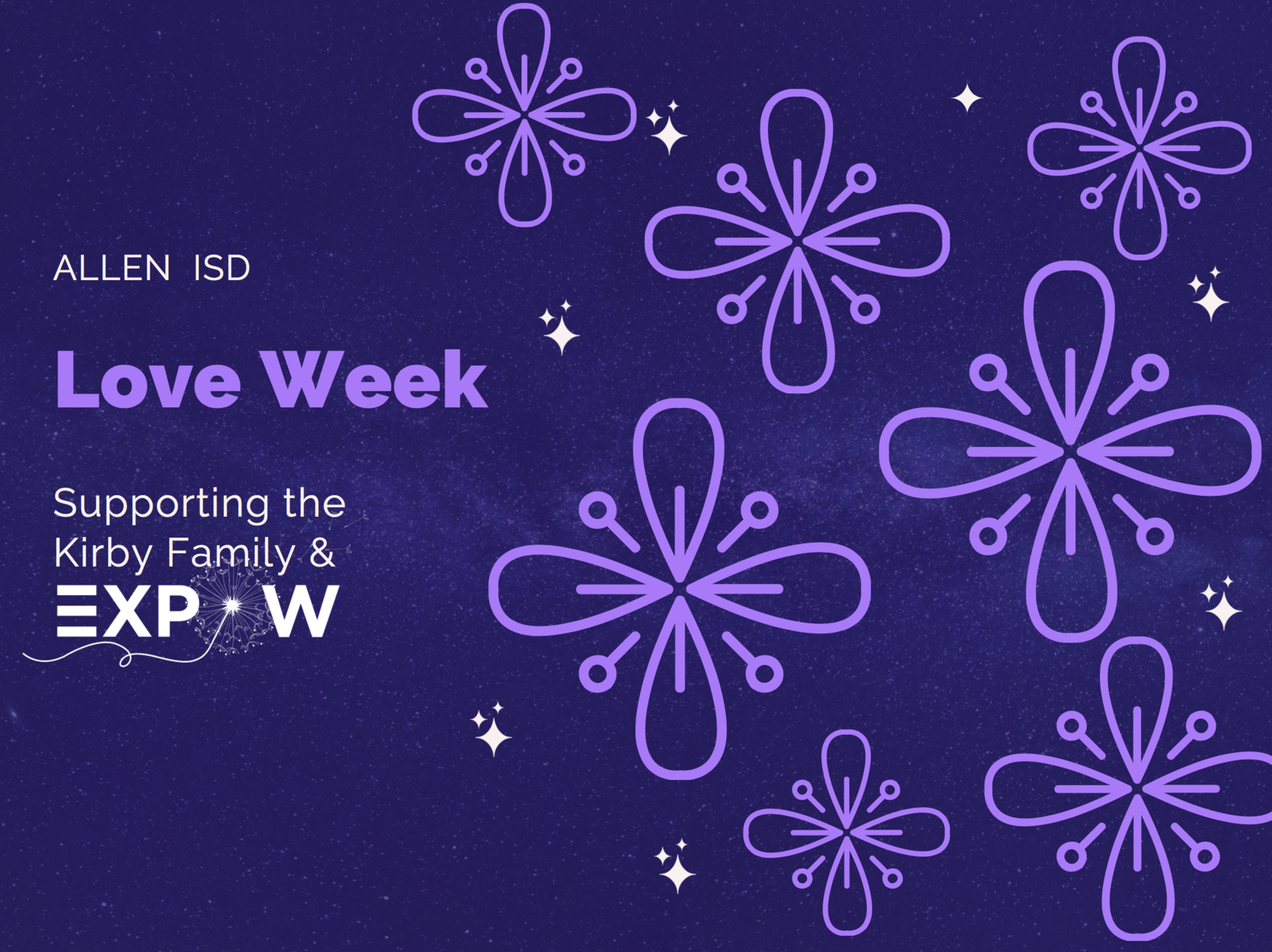 Supporting Allen ISD Love Week   image