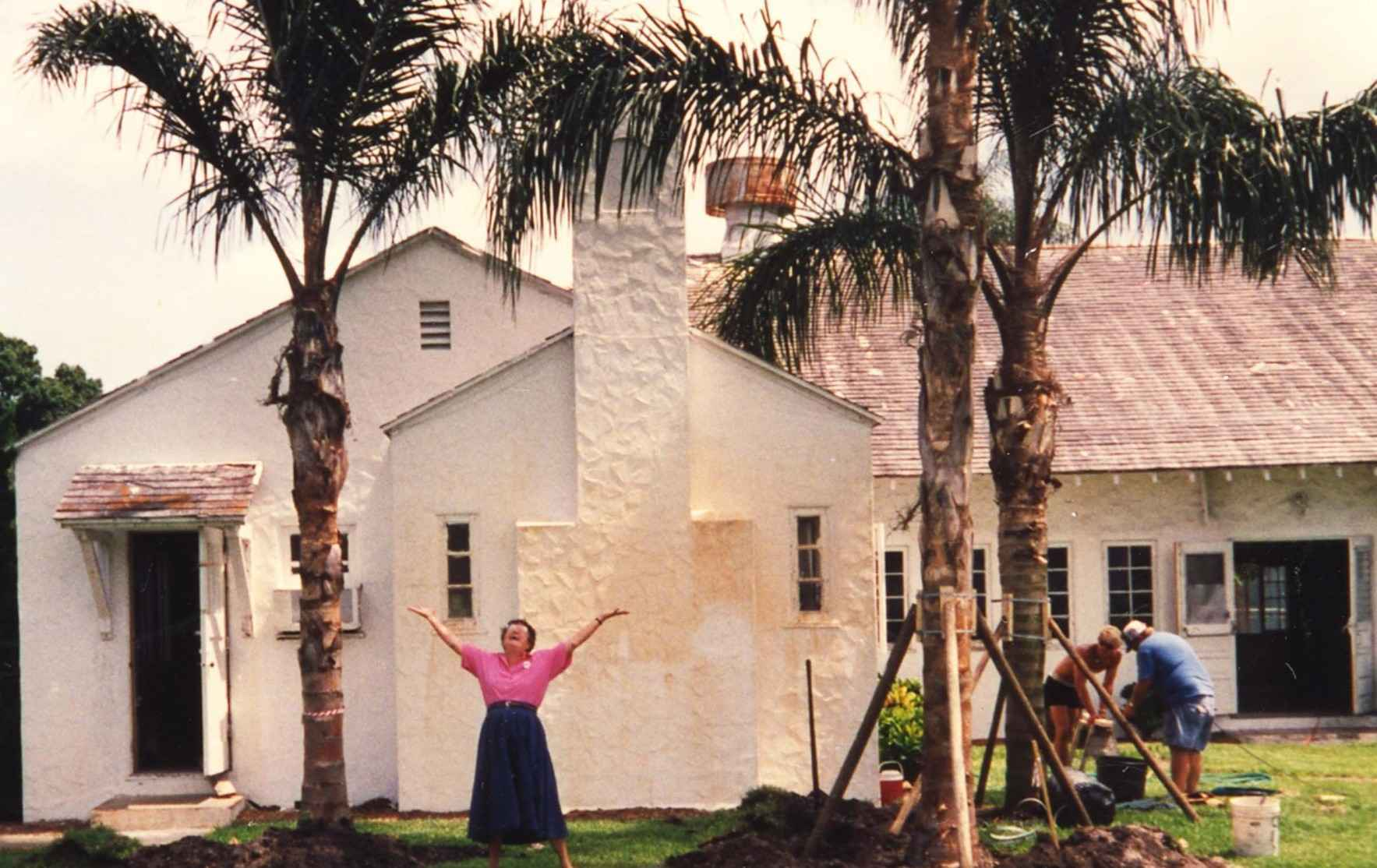 None of us could imagine Vero Beach without the Heritage Center. For 85 years, our stories, our memories, and our lives have been rooted in this special place. image