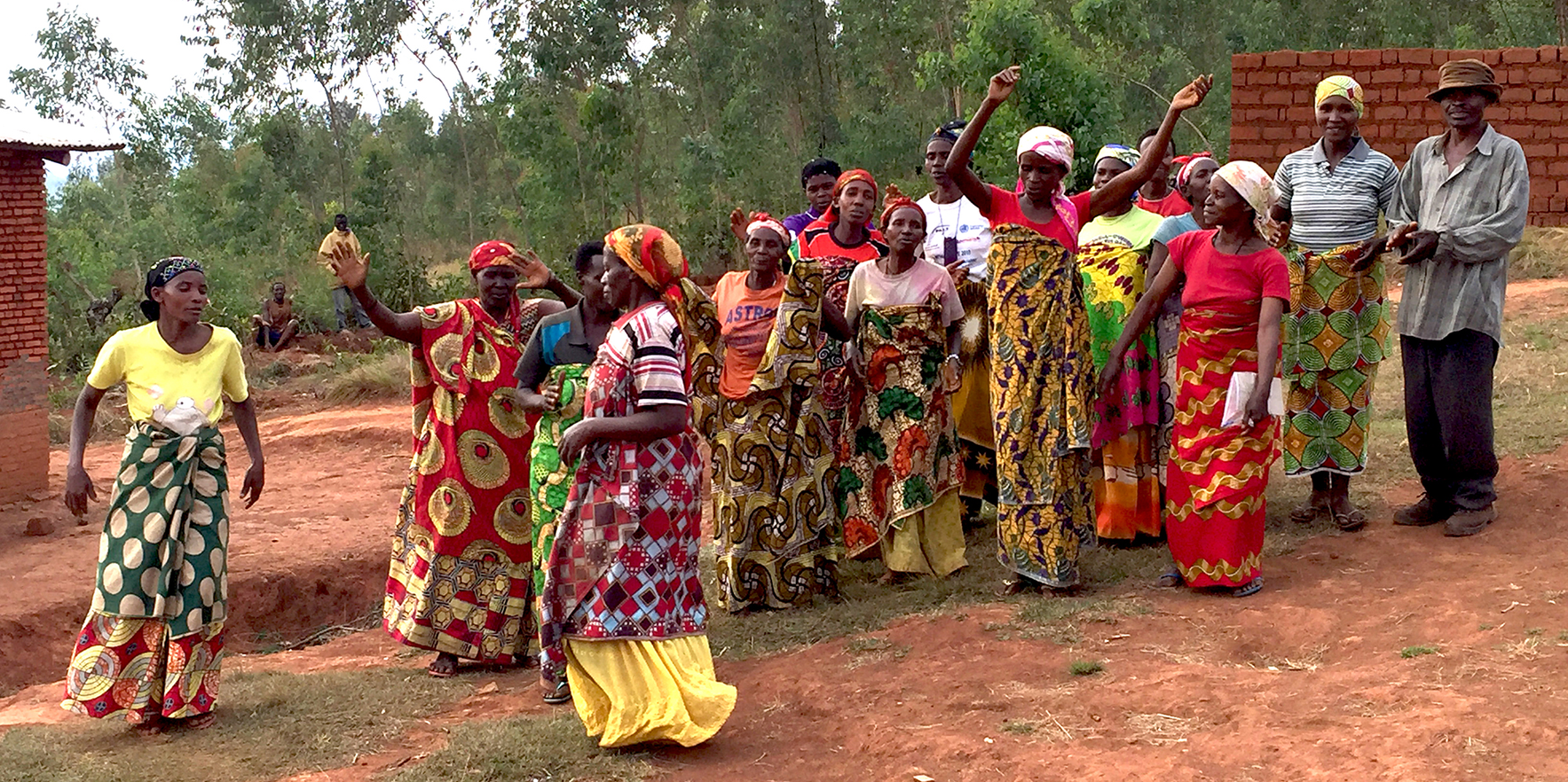 You can support trauma healing and reconciliation in Burundi image