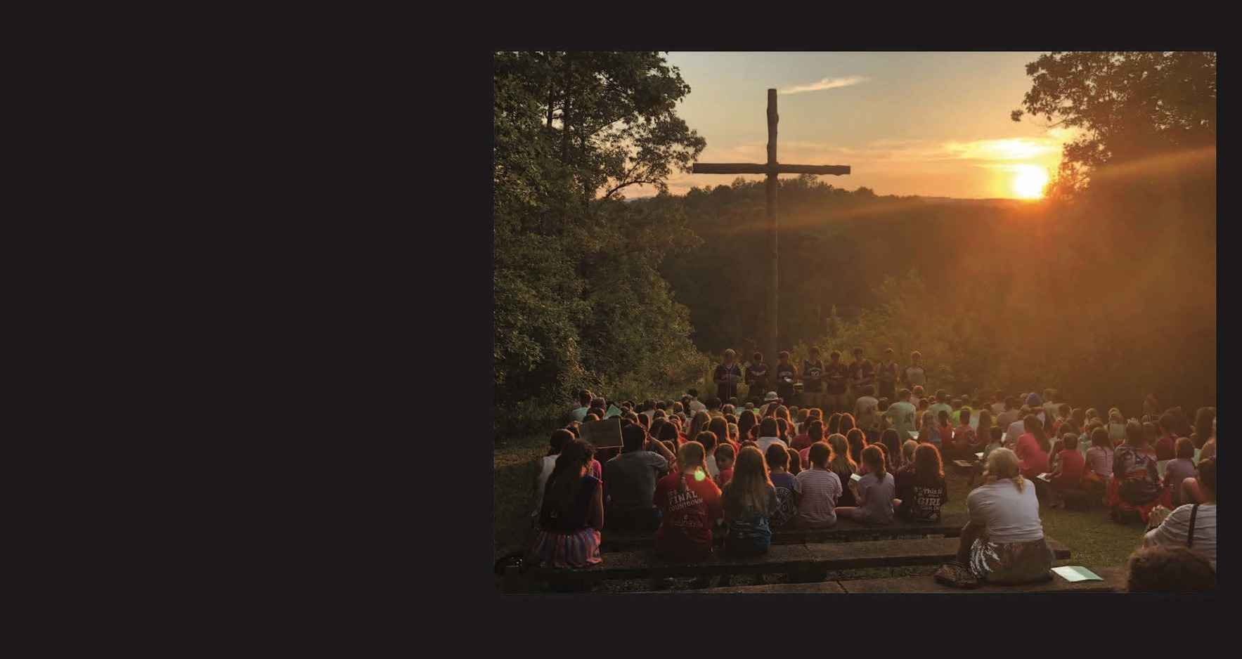 What do you love best of all about Camp? image