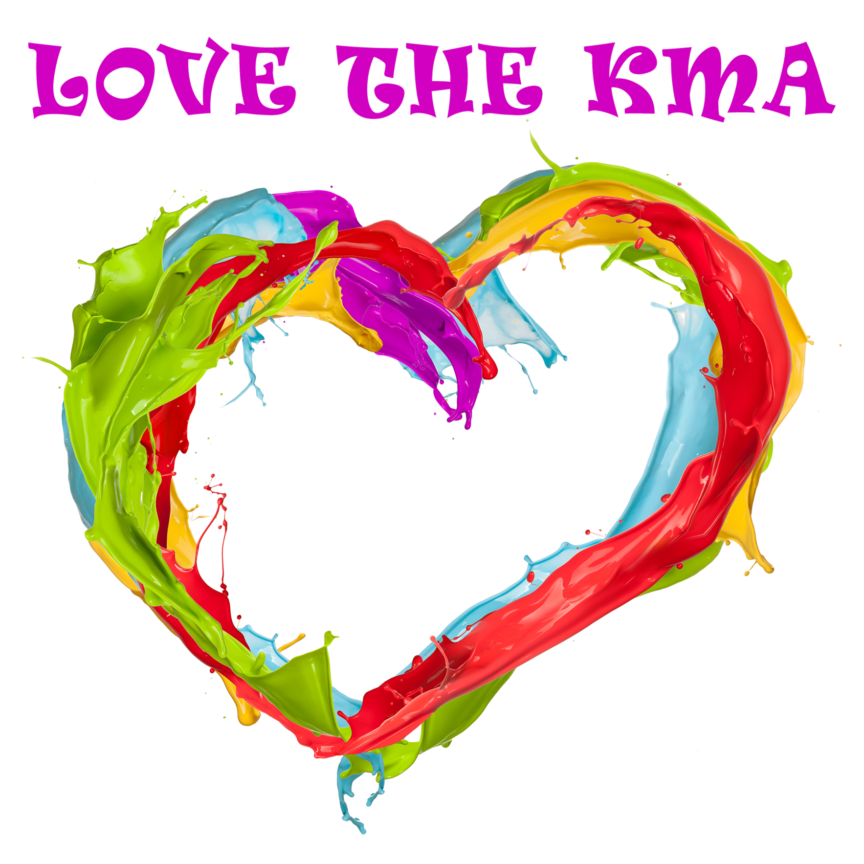 Show your support and tell us why you love the KMA! image