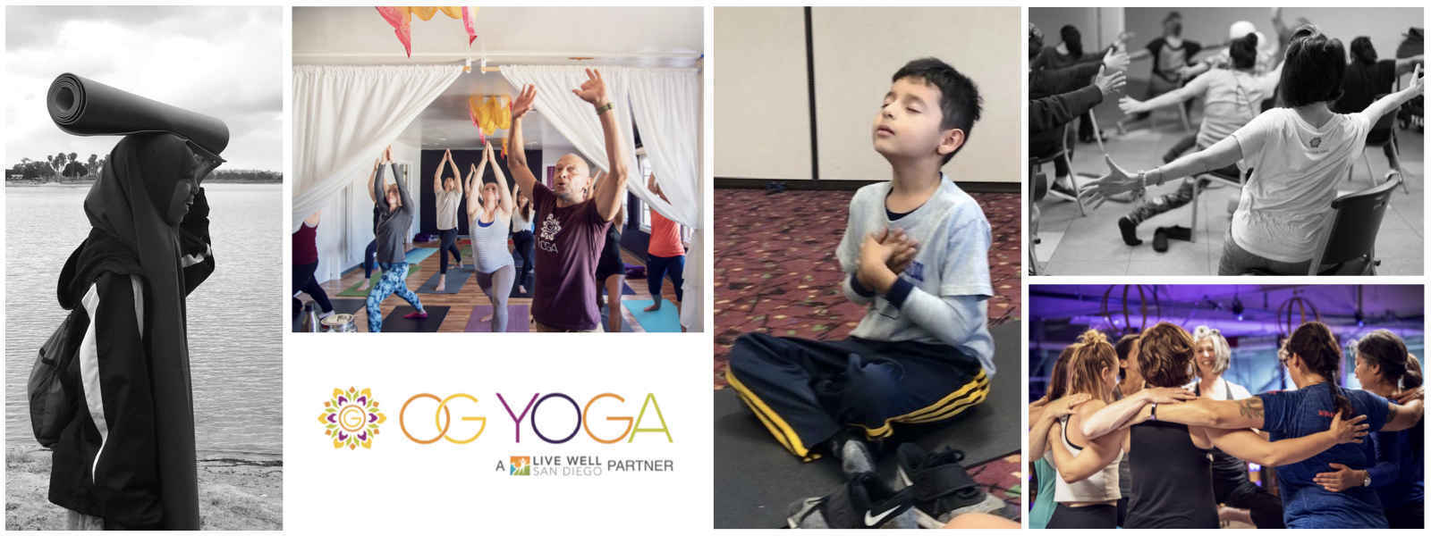 Help Provide Yoga and Meditation to Those in Need image