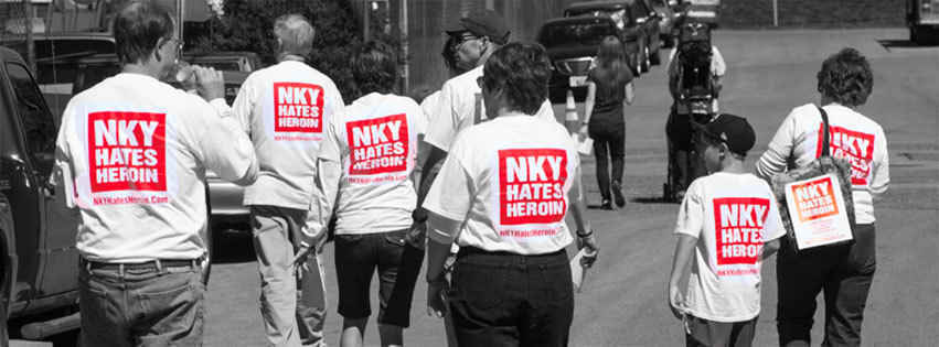 Help NKYHatesHeroin.Com continue to fight the fight against the drug epidemic taking over our communities. image