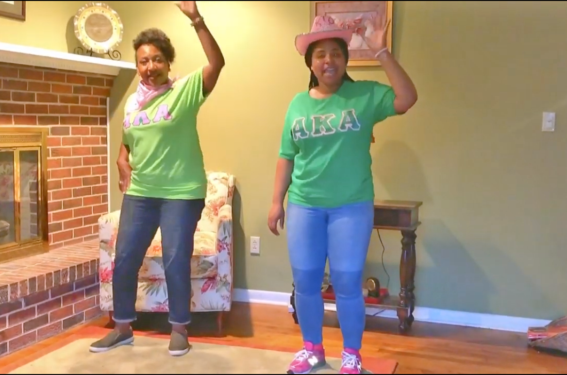 Vote for The AKAs to win this year's Lip Sync Battle! image