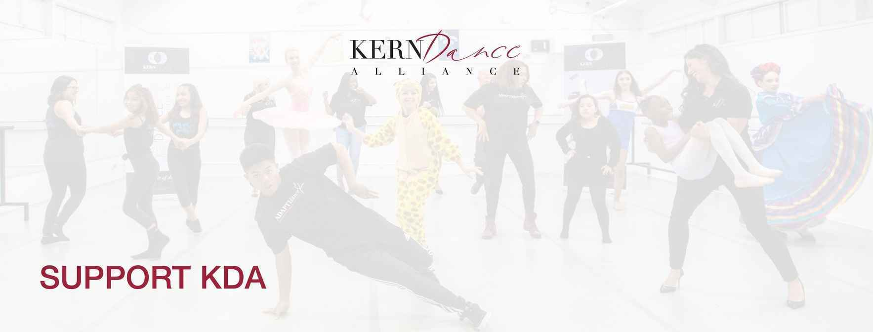 Support KDA! Give the Gift of Movement + Dance image