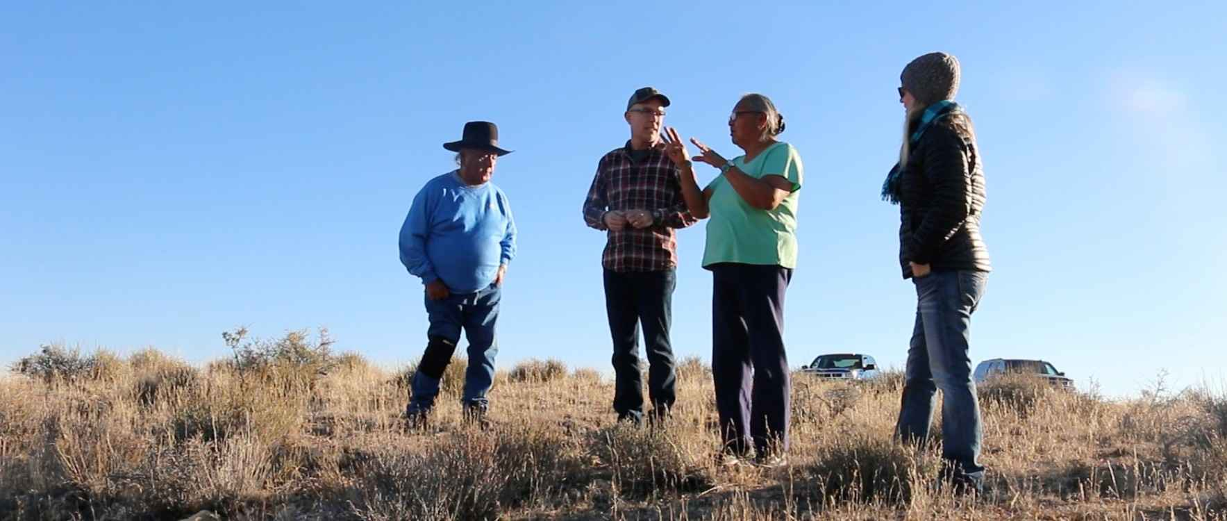 We can respond to those suffering on the margins in the Navajo Nation image