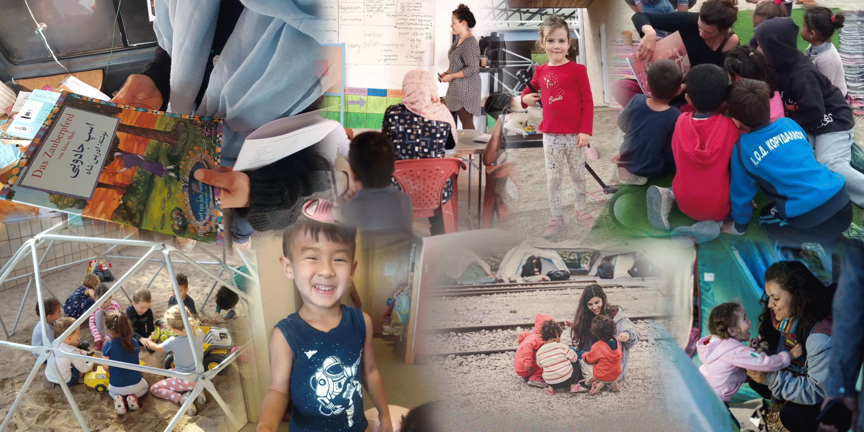 Help Children Learn to Read in Their Mother Tongue and in the Language of Their New Home image