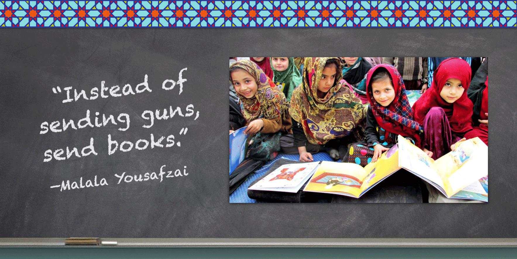 Help Increase Literacy in Pakistan image
