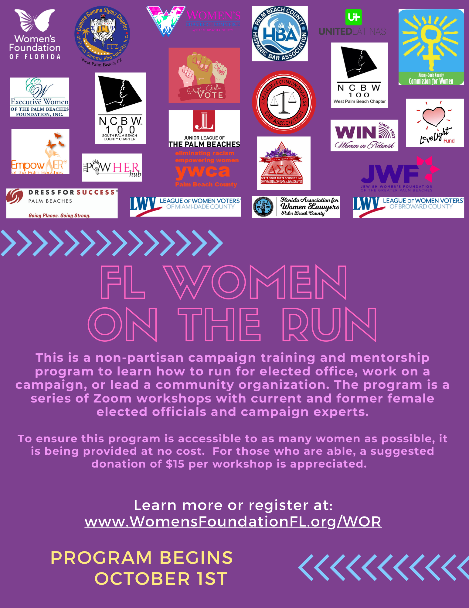 Empower Women to Lead! image