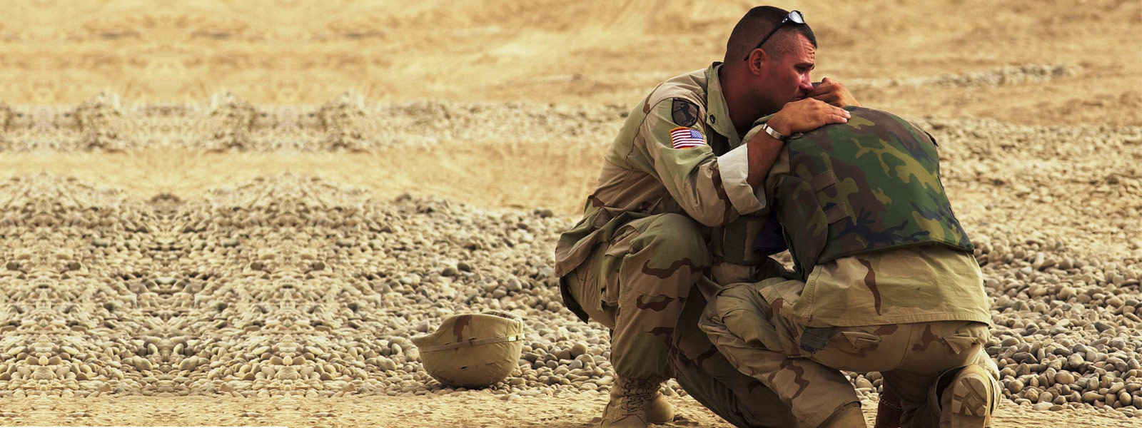 100% Of Your Gift Helps To End The Suffering Of A Soldier With Combat PTSD! image