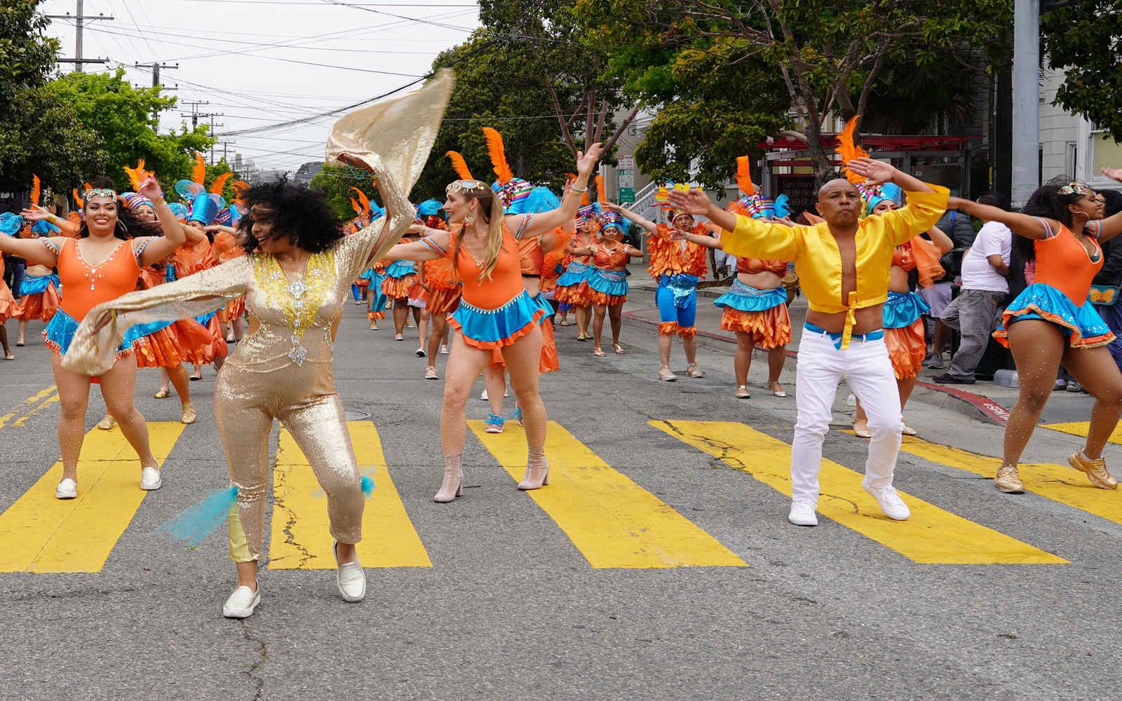 """ AMOR Y ASHÉ""  Carnaval Fundraiser 2020 image"