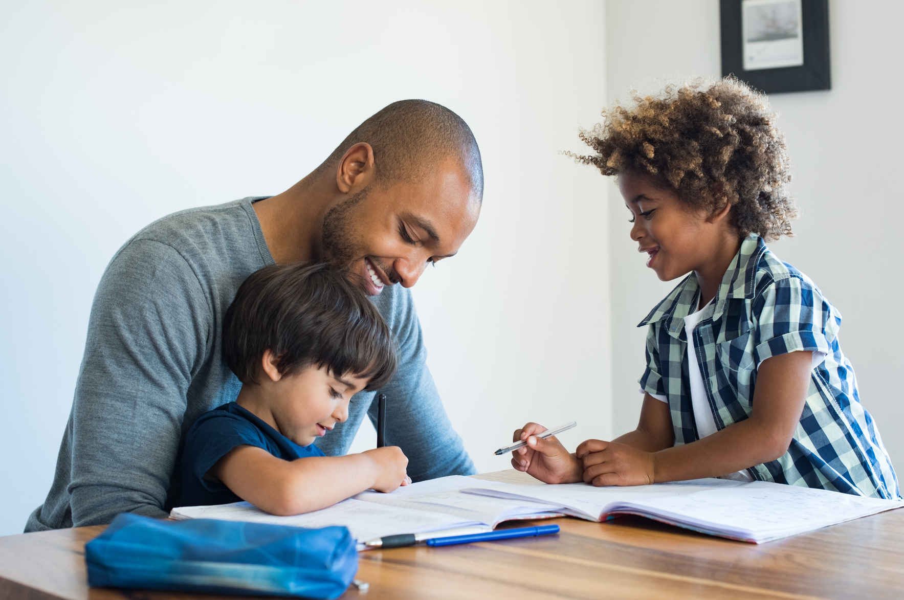 Building Online Courses To Impact Fathers & Kids image