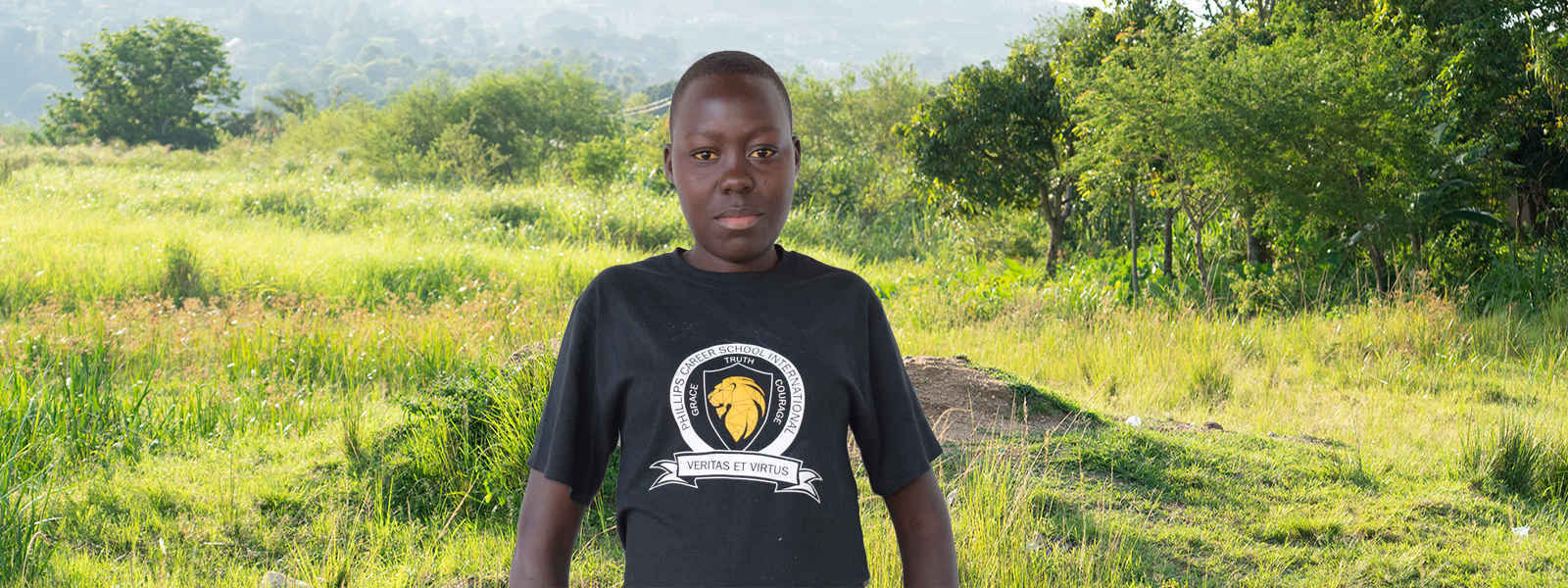 NEW CHILD WHO NEEDS A SPONSOR image