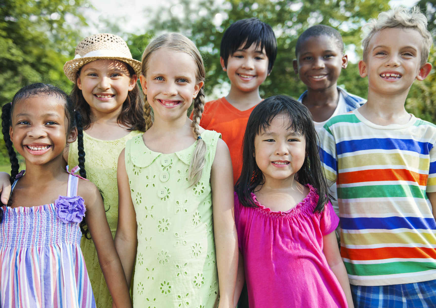 Make a difference in the life of a foster child image