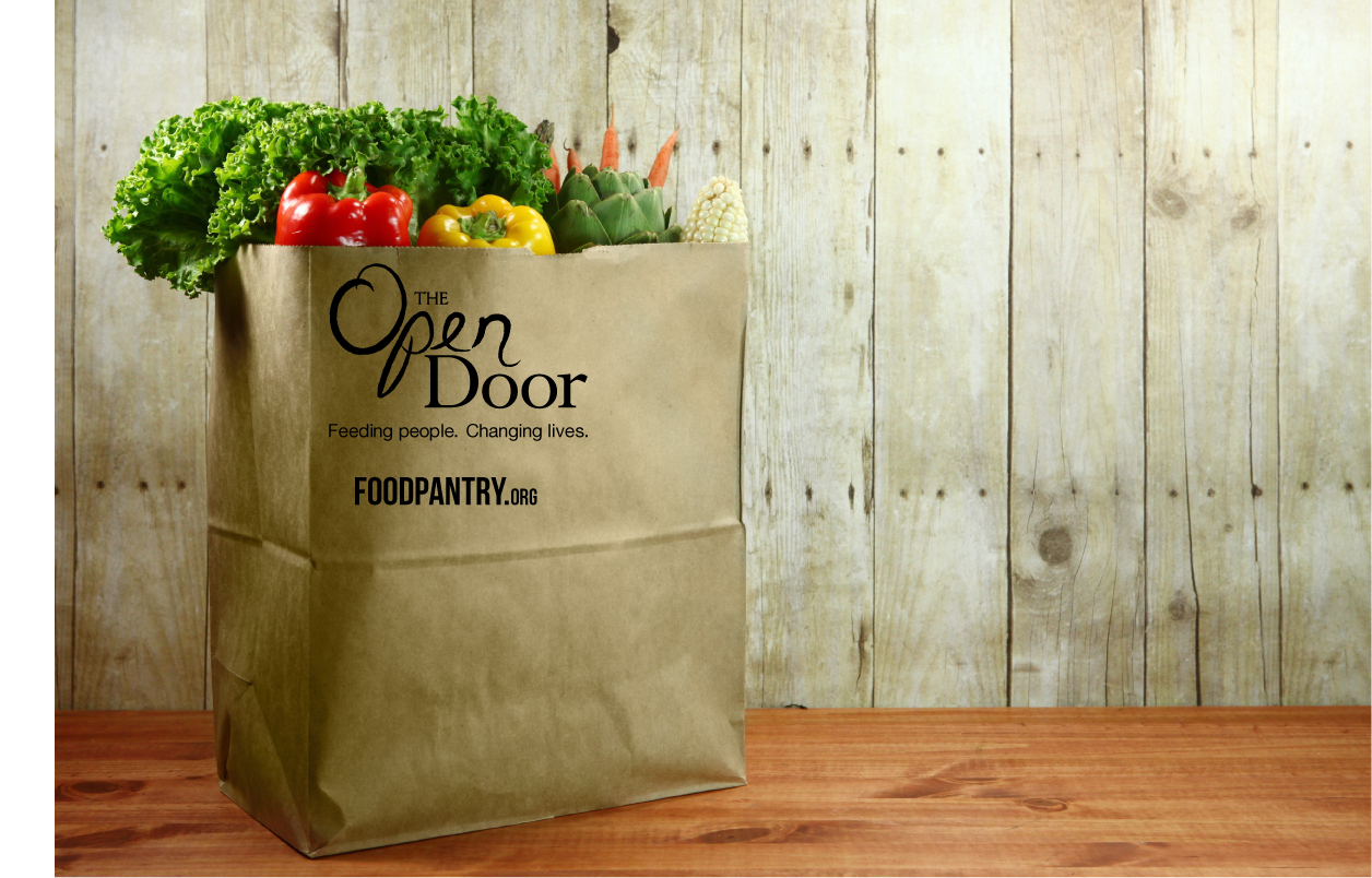 You can help with a Virtual Food Drive for The Open Door image