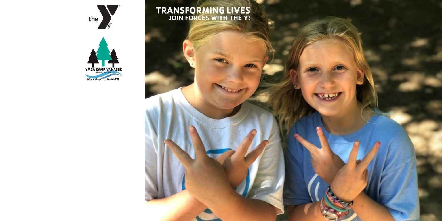 At Y Camp, kids have the opportunity to develop new relationships, gain independence, learn new skills, and grow through a safe, accepting, and nature based environment. image