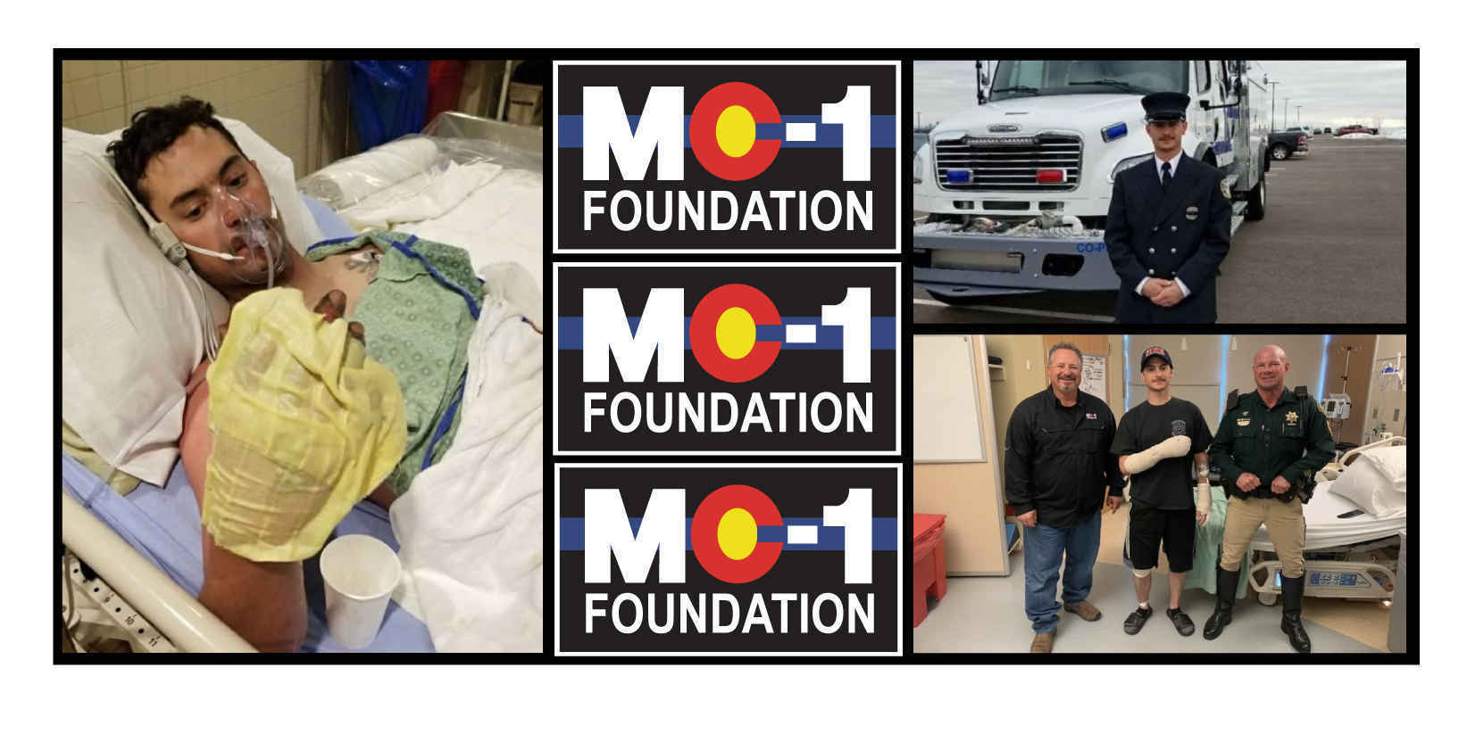 Help Us Support Colorado Firefighter Dylan Castello! image