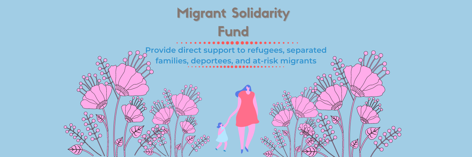 Stand in solidarity with migrants!  image