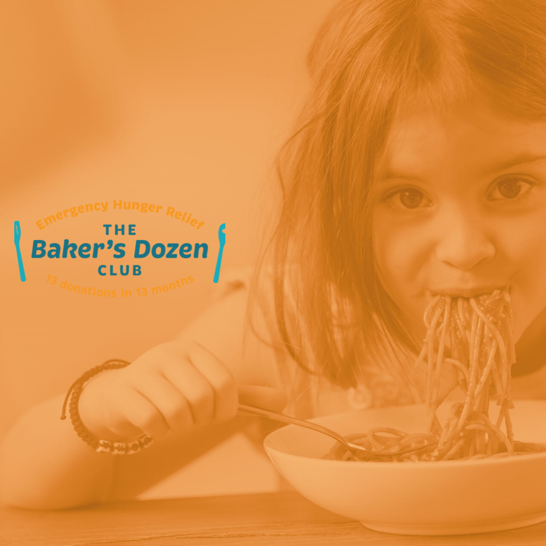 The Baker's Dozen: Emergency Hunger Relief image