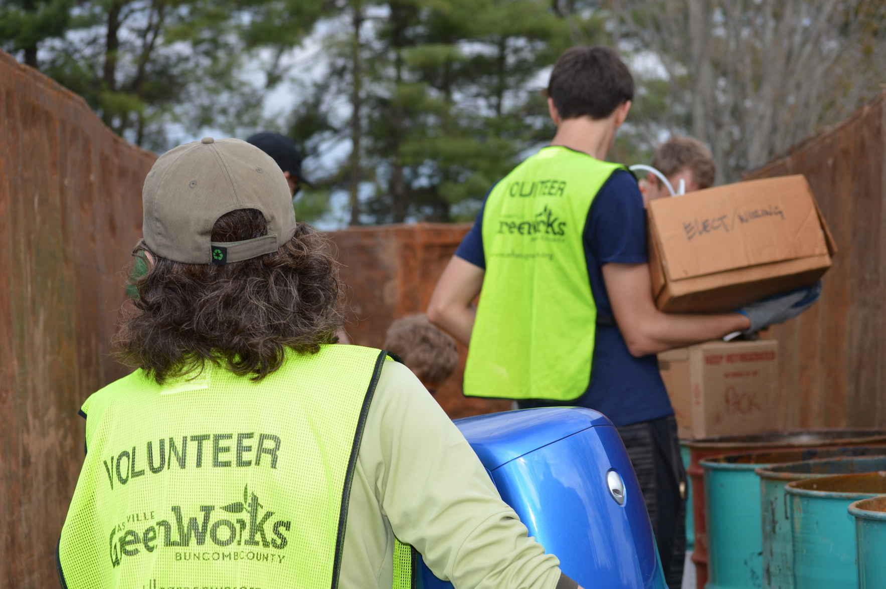 Support Hard 2 Recycle in Buncombe County image