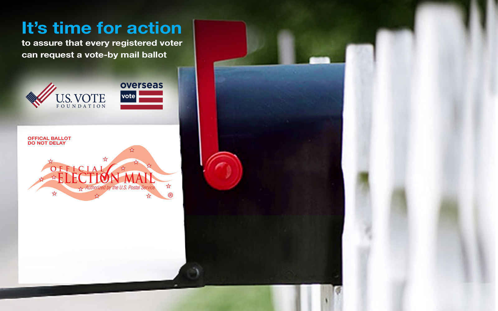 Every Voter Deserves Safe and Secure Ballot Access image
