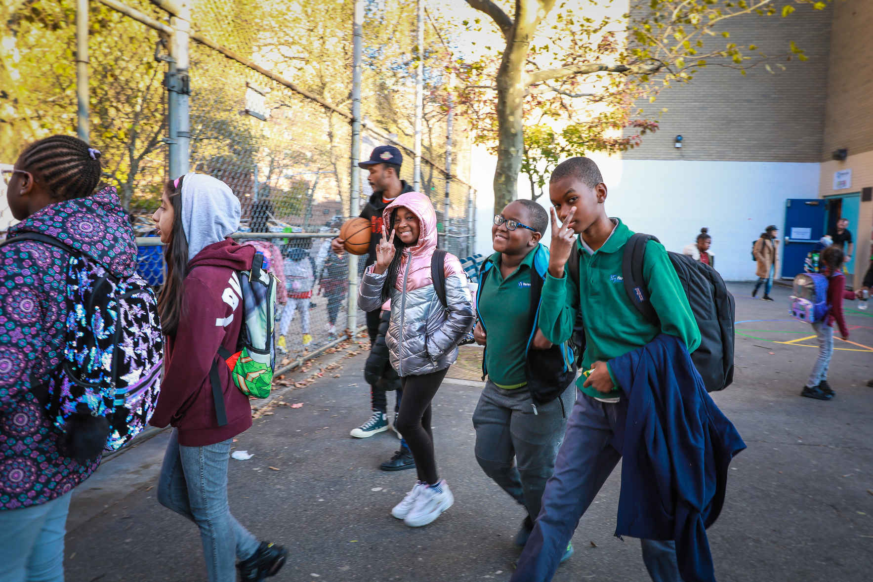 Harlem Link Charter School - Caring for Everyone image