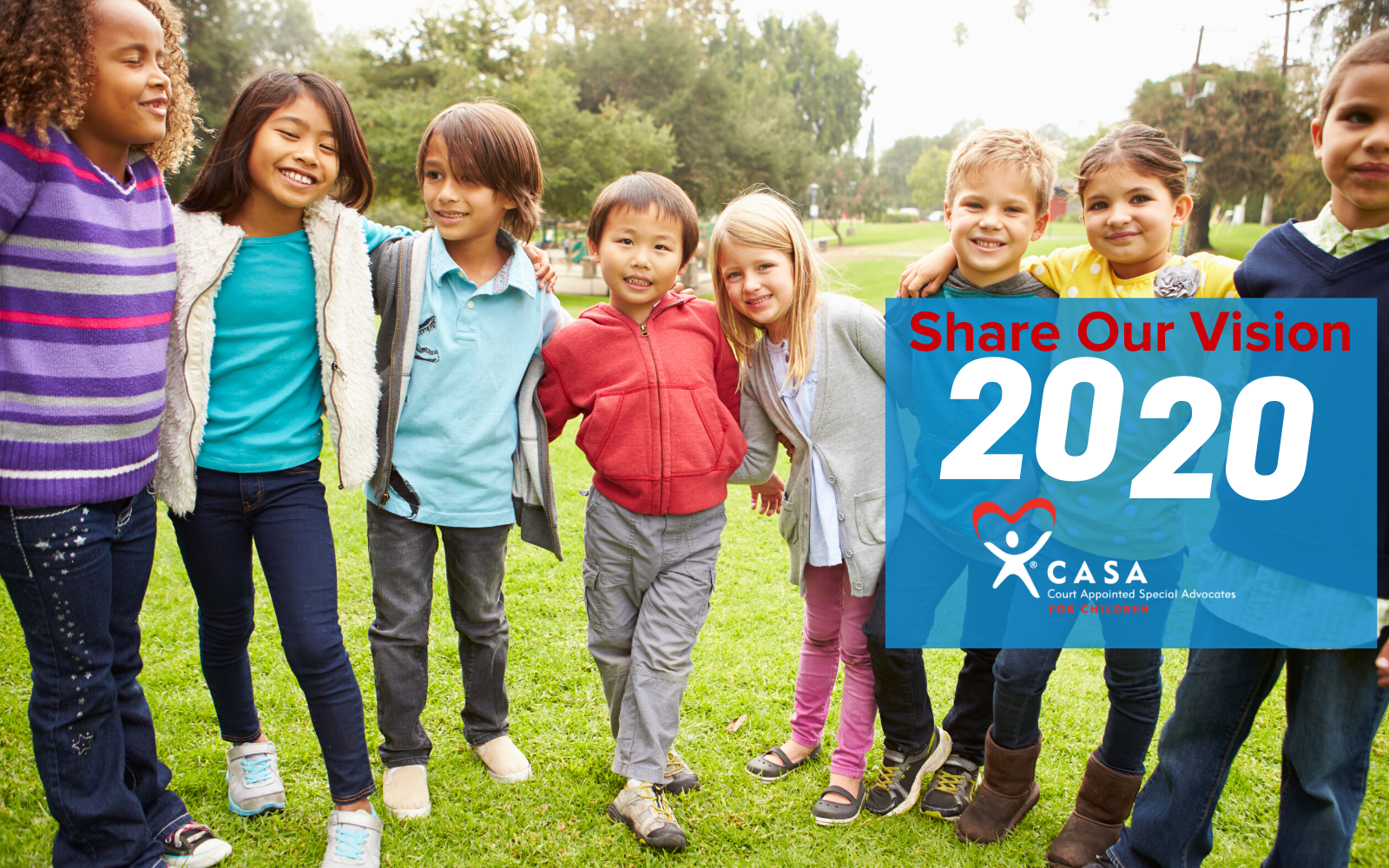 SHARE OUR VISION 2020  image
