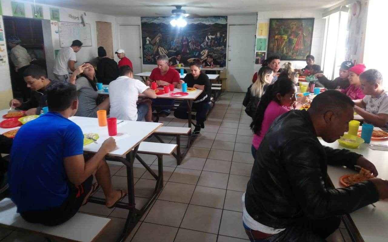 CAME (Centro de Atencion al Migrante Exodus) is in a hospitality crisis. image