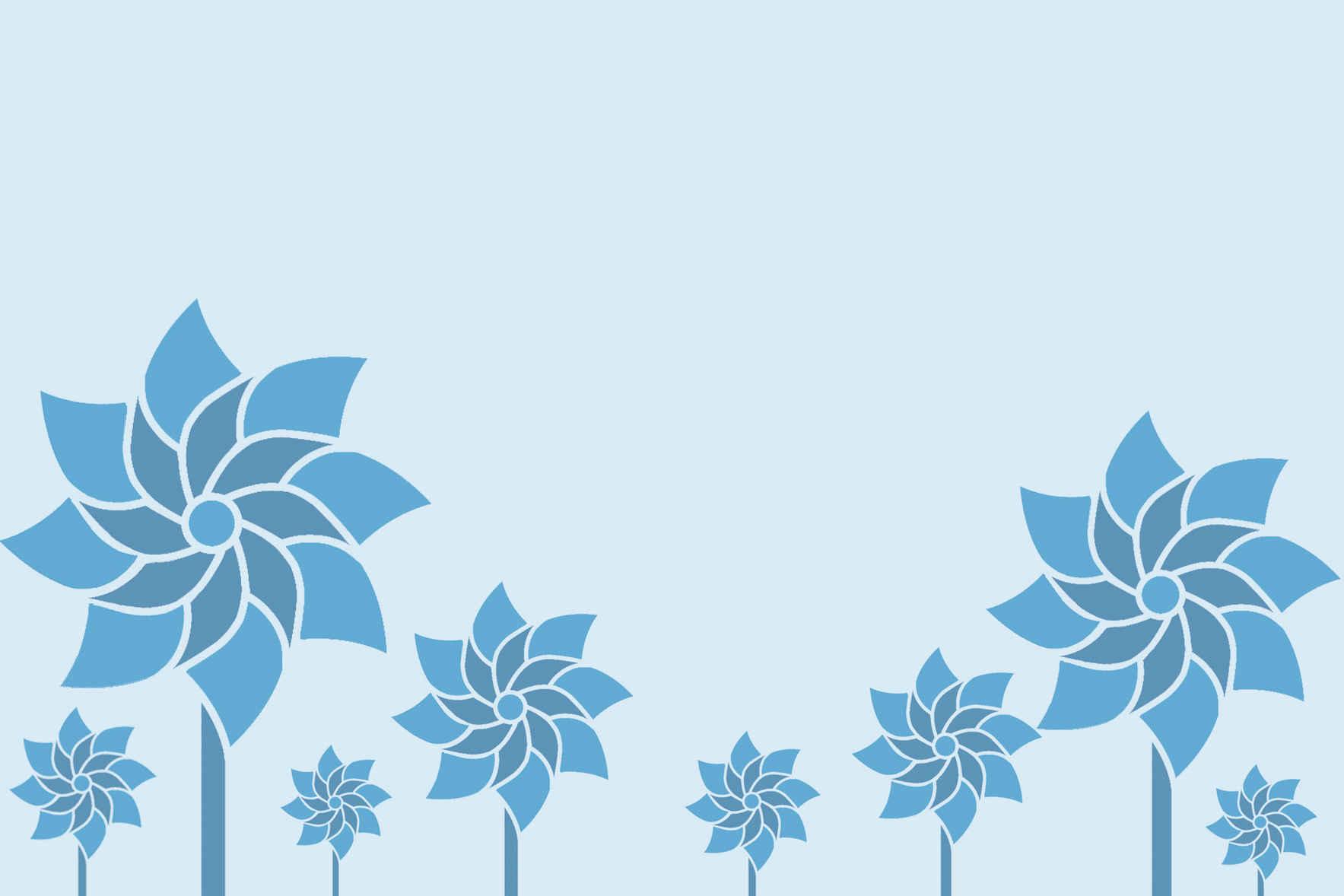 Plant your pinwheel image