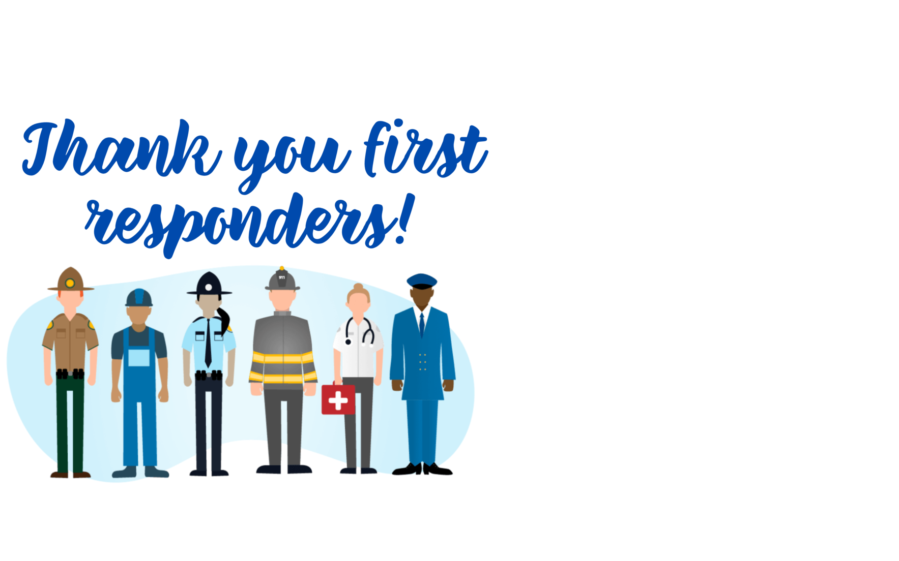 Donate to provide meals to our local first responders! image